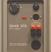 パワーアンプ(トランジスター)|QUAD