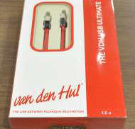 RCAラインケーブル VAN DEN HUL