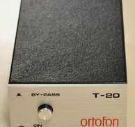 昇圧トランス/ヘッドアンプ|ORTOFON
