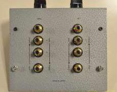 3系統双方向セレクターボリューム|47研究所