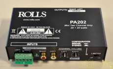 パワーアンプ(トランジスター) ROLLS
