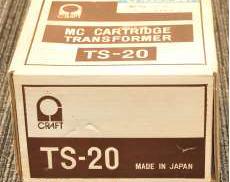 昇圧トランス/ヘッドアンプ|CRAFT