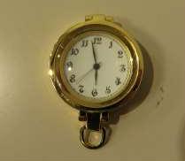 クォーツ式懐中時計 -