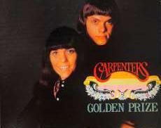 カーペンターズ/カーペンターズ・ゴールデン・プライズ|AMレコード