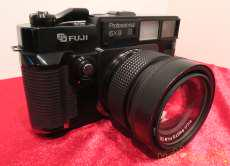 レンジファインダーカメラ FUJI
