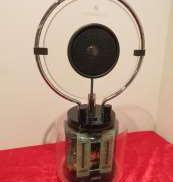 ポータブルラジオ CLARION