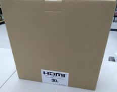 (未使用)HDMIケーブル30m SANWA SUPPLY
