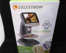 【未使用品】デジタル顕微鏡|CELESTRON