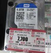 HDD3.5インチ WESTERN DIGITAL