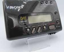 希少なDATテープレコーダー SONY