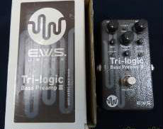 9V電池1つで18V駆動できるベースプリアンプ E.W.S.