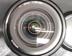 魅惑の広角(20mm)単焦点|MINOLTA