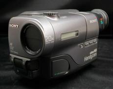 HI8ビデオカメラ SONY
