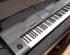 全鍵サンプリングのピアノサウンド|KORG