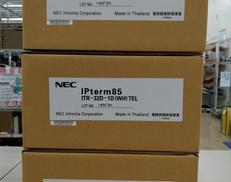 (ジャンク品)(未使用品) ビジネスフォン ※3点セット NEC