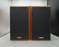 スピーカーペア FOSTEX