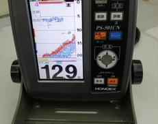 魚群探知機 HONDEX
