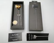アルミ製ビーター|ALTUNE