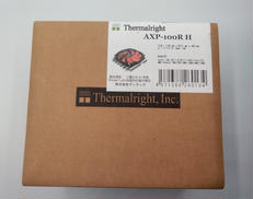 CPU クーラー THERMALRIGHT