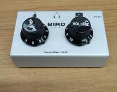 【BIRD】小型ボイスミキサー|BIRD