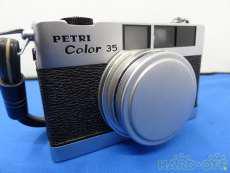 レンジファインダーカメラ|PETRI