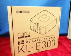 KL-E300/ラベルプリンター|CASIO