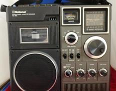 RQ-585/6バンドBCLラジカセ|NATIONAL