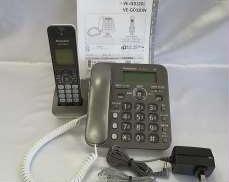 電話機 子機1台付き|PANASONIC