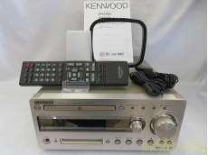CD/MDコンポ KENWOOD