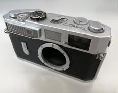 ジャンク レンジファインダーカメラ CANON