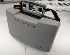 ジャンク ポラロイドカメラ POLAROID