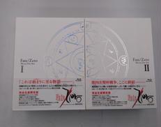 FATE/ZERO BLUE-RAY DISC BOX|ANIPLEX