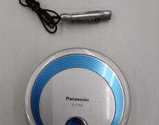 ポータブルCDプレーヤー|PANASONIC