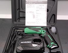 コードレスインパクトドライバー|HIKOKI