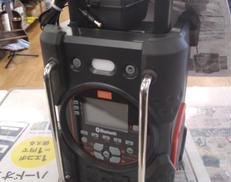 充電式オーディオ|MAX