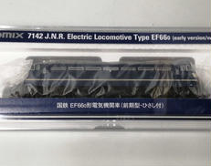 EF660形電気機関車(前期形) TOMY TEC