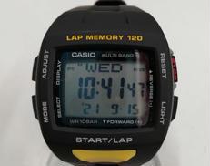 ソーラーデジタル腕時計|CASIO