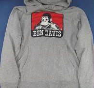 メンズパーカー(管理番号18080202)|BEN DAVIS