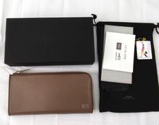 ラウンドファスナー財布|PORTER