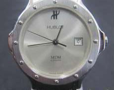 クォーツ・アナログ腕時計|HUBLOT