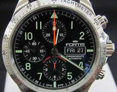 自動巻き腕時計|FORTIS