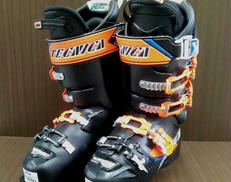 スキーブーツ(黒×オレンジ)|TECNICA