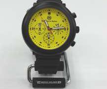 クォーツ・アナログ腕時計 MOVEMENT IN MOTION