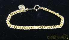 K18喜平ブレスレット|宝石無しブレスレット