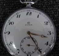 機械式懐中時計|CYMA