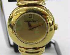 クォーツ・アナログ腕時計 PEQUIGNET