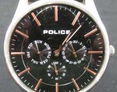 クォーツ・アナログ腕時計|POLICE