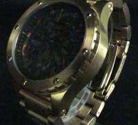 クォーツ・アナログ腕時計 brookiana