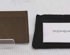 レザーカードケース・パスケース|YVESSAINT LAURENT