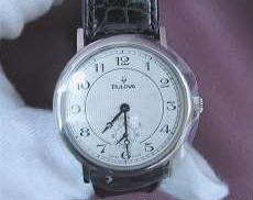 手巻き腕時計|BULOVA